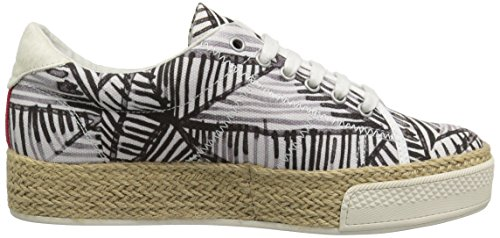 Canvas Women's Sneaker Dolce Print Palm Fashion Tala Vita CwPBU