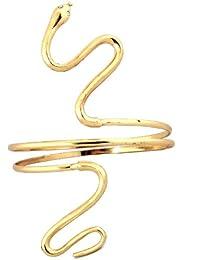 Golden Snake Bracelet Asp Armband for Cleopatra by elope