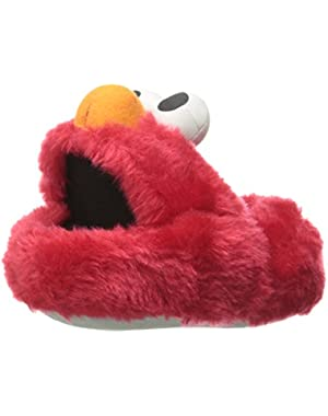 Little Boy's New Low Profile Elmo Slipper