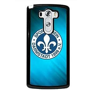 LG G3 Phone Funda,SV Darmstadt 98 Phone Funda,Hard Plastic Phone Funda,Football Culb Phone Funda