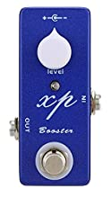 YMUZE Mini Mosky XP Booster Electric Effect Pedal Single Effect with True Bypass Switch