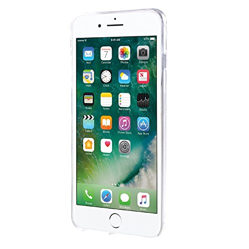 Patterned IMD TPU Gel Tasche Hüllen Schutzhülle Case für iPhone 6s Plus / 6 Plus - Mandala Flower