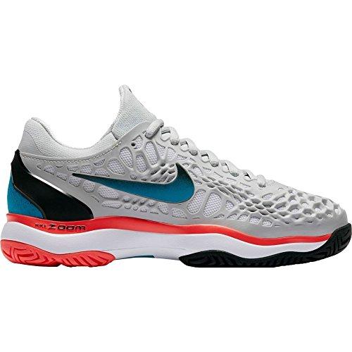 貢献する堤防不道徳(ナイキ) Nike レディース テニス シューズ?靴 Zoom Cage 3 Tennis Shoes [並行輸入品]