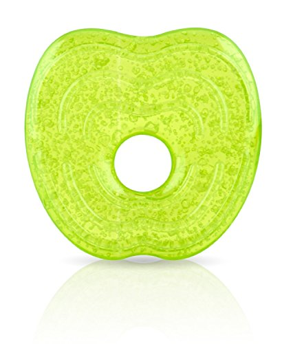 Nuby Ice Teether Fruit Green