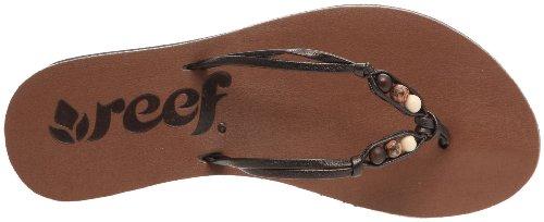 Reef REEF AH-SY-EE BROWN/BROWN R1101BR2 - Sandalias de caucho para mujer Marrón