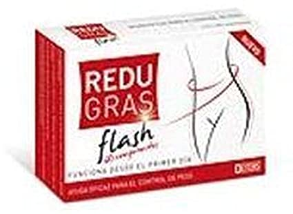 Redugras Flash 60 comprimidos de Deiters