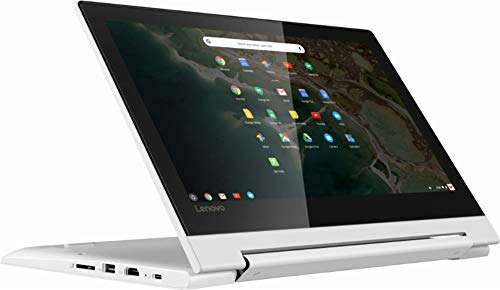 "2019 Lenovo 11.6"" HD IPS Touchscreen 2-in-1 Chromebook, Quad-Core MediaTek MT8173C (4C"