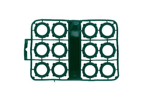 Orbit 5 Pack (60 Total Washers) Vinyl Garden Hose Washers - 12 Pack