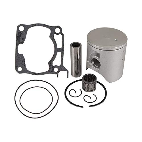 Yz125 Piston - Piston Gasket Ring Wristpin Rebuild Kit For 2005-2018 Yamaha YZ125 Replaces 1C3-11631-03-C0 1C3-11631-03-B0