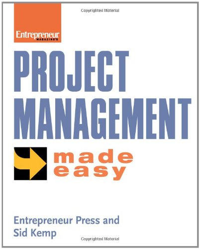 Project Management Made Easy pdf epub