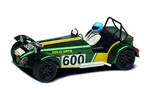 Scalextric Caterham 7 Slot Car (1:32 Scale) (Car 32 Slot Scale Body)