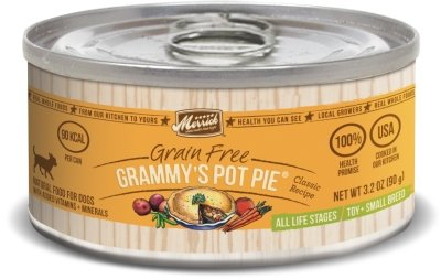 MERRICK PET FOOD - MD SB GRAMMYS POT PIE 24/3.2OZ CLASSIC SMALL BREED