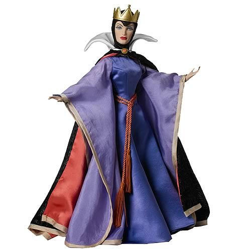 Snow White Evil Queen Mirror, Mirror on the Wall Tonner Doll ()