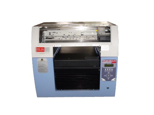 Doublelin DTG Direct To Garment Printer-Free Set Up-Free Train Basic package