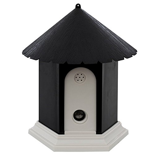 Amazon Lightning Deal 85% claimed: WOpet® Stop Dog Barking Ultrasonic Anti Bark Off Limiter Birdhouse Box Silencer Controller Device for Pets