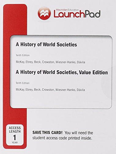 launchpad-for-a-history-of-world-societies-and-a-history-of-world-societies-value-edition-twelve-mon