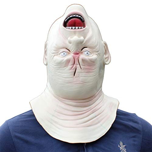 Jeepers Creepers Mask Costumes - Novelty Creepy Scary Horror Halloween Cosplay