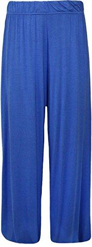 21FASHION - Pantalón - para mujer azul real