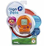 : Giga Pets Puffball Handheld Game