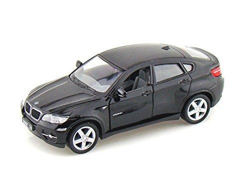 BMW X6 1/38 Black
