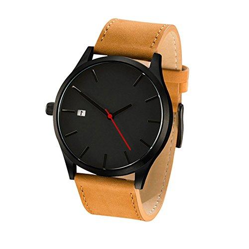 COCOTINA Fashion Leather Wrist Quartz product image