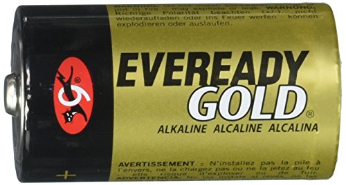 EVEA958 - Eveready Gold D Alkaline Batteries