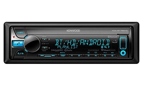 NEW   HD Bluetooth Car CD Player Receiver AM/FM Radio Stereo - Kenwood KDC-BT762HD