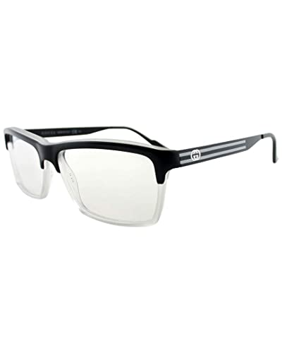 182f4b8e3e0a Amazon.com  Gucci Women s Eyewear Frames GG 3517 53 mm Black Crystal WW2   Gucci  Shoes