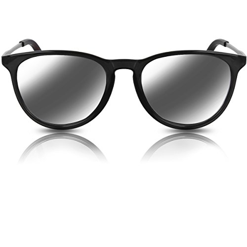 Silberne Homme Lunettes de Gläser Oramics soleil Schwarz twXO6WqxC