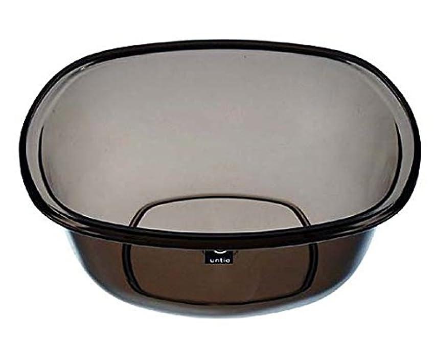 回転かどうか天然木 湯桶 手付湯桶 39053