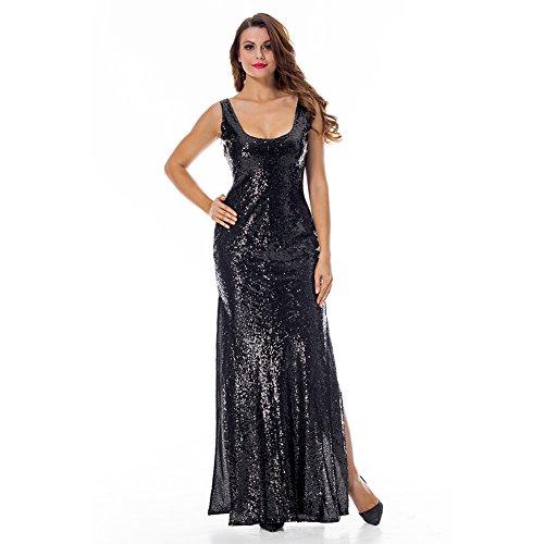 formal black tie affair dress - 8