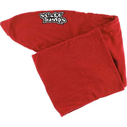 お気にいる Sticky 6 BumpsフリースレッドThruster Surfboard Sock – ' 6 ' 6 Sock