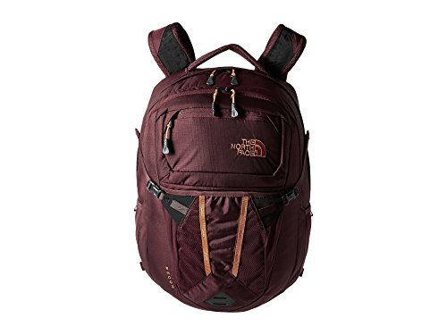 The North Face Recon Backpack - Barolo Red/Nasturtium - OS