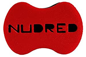 Standard Size RED Brush | The Original Hair Sponge | The NUDRED Natural Hair Care System