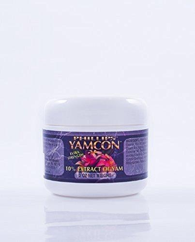 Yamcon Wild Yam Progersterone Cream