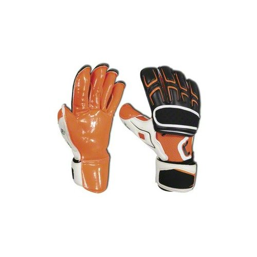 New Cutters Pro Fit 025i Indoor C-Tack Soccer Goalie Goal Keeper Gloves (Indoor Soccer Goalie)