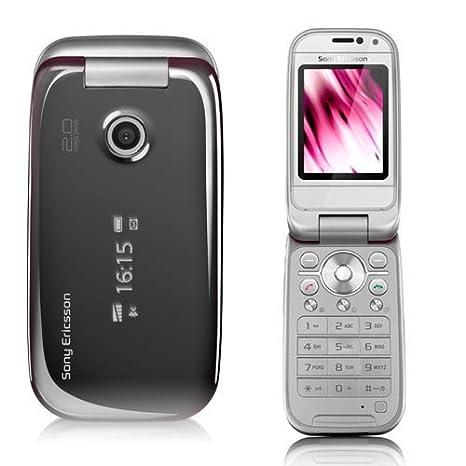 Amazon.com: Sony Ericsson Z750i Unlocked teléfono Flip GSM ...