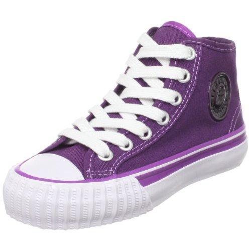 PF Flyers Center Hi Sneaker (Little Kid/Big Kid),Purple,1.5 M US Little Kid