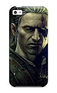 Defender Case With Nice Appearance (the Witcher ) For Iphone 5c