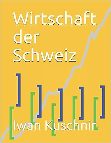 Wirtschaft der Schweiz