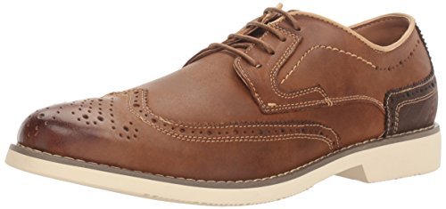 steve-madden-mens-traverse-oxford-tan-leather-13-m-us