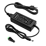 ALITOVE 24V 3A 72W AC to DC Adapter Power Supply Converter Charger AC 100V ~ 240V to DC 24V 3amp Transformer with 5.5x2.1mm DC Output Jack for 5050 3528 LED Strip Module Light, CCTV, Computer Project