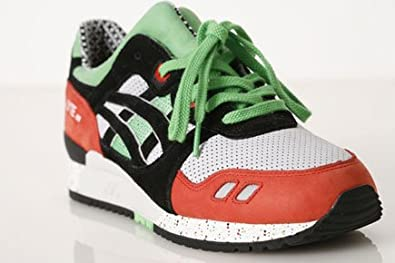 finest selection 567b4 cc9a8 Amazon.com | ASICS Gel Lyte III X Patta Limited Edition Only ...
