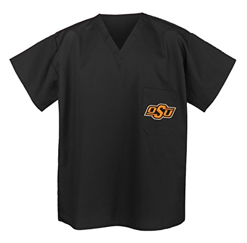 - Official Oklahoma State Scrub Shirts - Best OSU Cowboys Scrubs XL