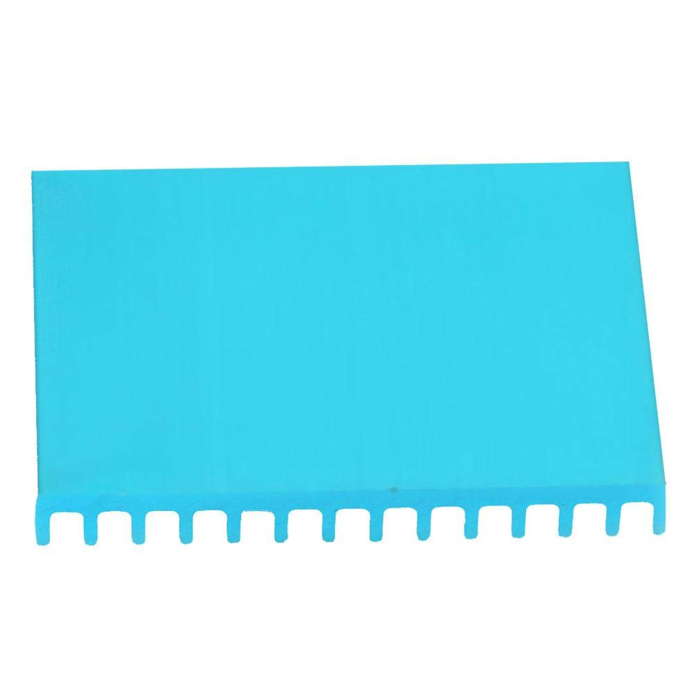 Chip Heat Sink Electronic Parts 5 Pcs 40 30 5mm Aluminum for Cooling Circuit Board Chip Efficient Circuit Board Cooler