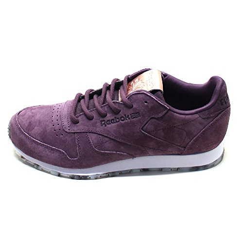 Femme Baskets White Classic Meteorite Violet Gold Bd1520 Reebok 001 Violett Leather Mehrfarbig Rose Shimmer Wn8X1C14gq