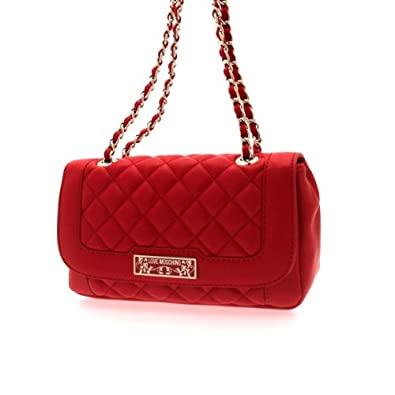 3c2036aac1 GENUINE LOVE MOSCHINO Bag Trapuntato Female red - jc4249pp0zkf0500 ...