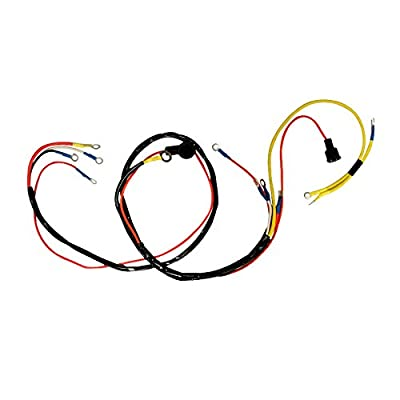 Complete Tractor 1100-9718 Harness (For Ford Holland Jubilee; Naa): Automotive