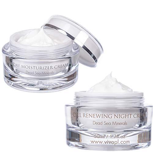 Vivo Per Lei Day & Night Creams - Day 1.7-Fluid Ounce + Night Creams 1.7-Fluid Ounce