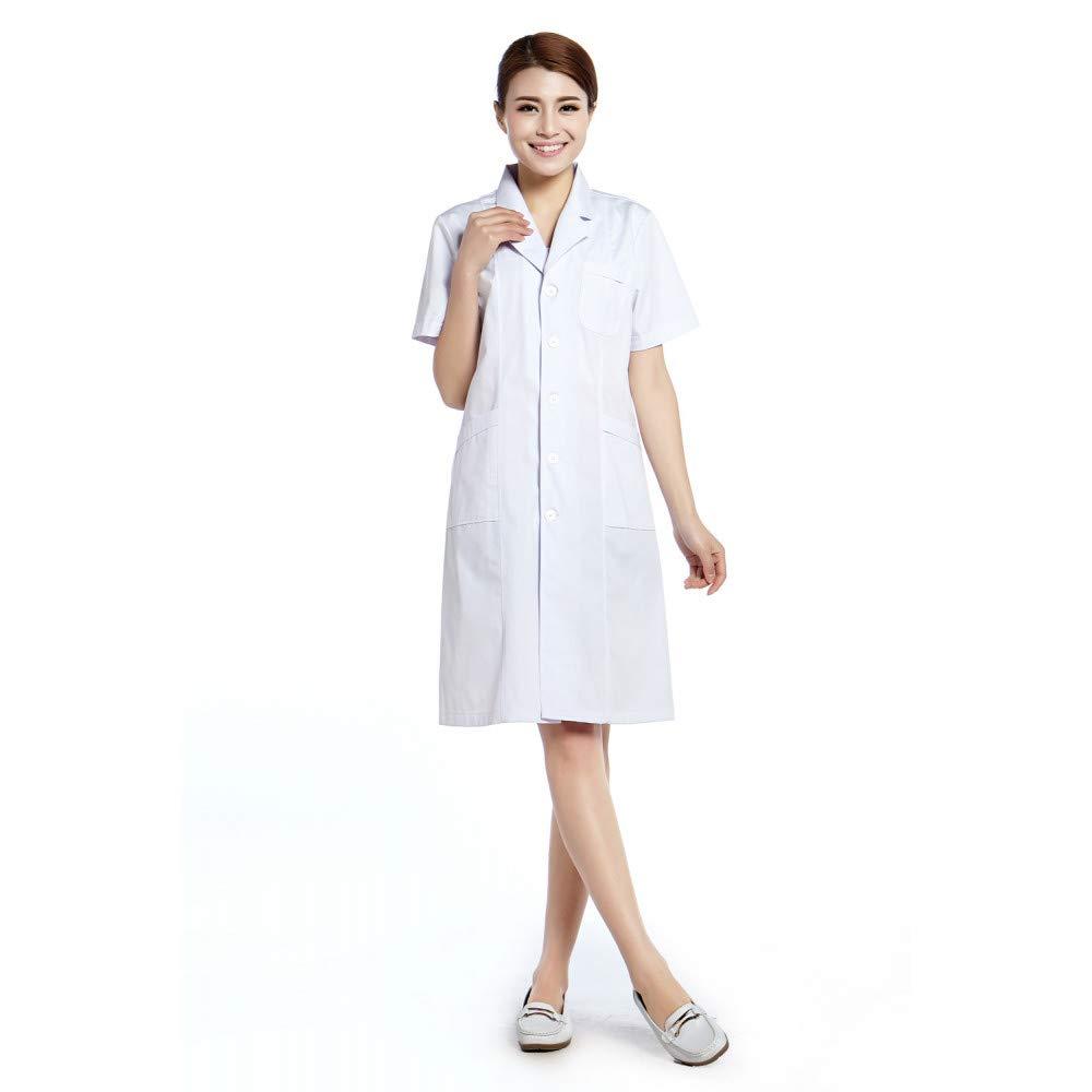 ESENHUANG Batas De Laboratorio Uniformes Médicos Uniformes Médicos Uniformes Médicos Uniformes Médicos: Amazon.es: Ropa y accesorios